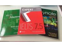 Ielts and cae preparation books
