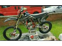 Honda CRF 150 Big Wheel