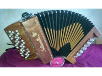accordion chromatic