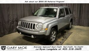 2016 Jeep Patriot High Altitude **LEATHER/SUNROOF**