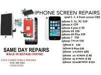 iPhone Screen Repair Only from £20/ Near me. No fix No Fee. Laptop repairs. Windows installation.