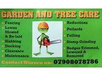 Garden and tree care services