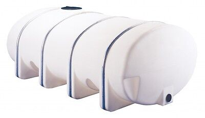 4035 Gallon Poly Plastic Water Elliptical Leg Tank
