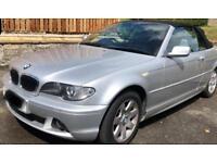 BMW 325Ci SE convertible 2004 04 reg