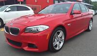 2012 BMW 5 Series M SPORT PACK + EXECUTIVE PACK 535i xDrive