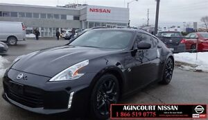 2017 Nissan 370Z 370Z (M6) |USB|Bluetooth| No Accidents|