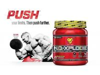 BSN NO-Xplode 3.0 - One of the strongest pre-workout