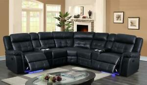 SECTIONAL + SOFA BED ON SALE FOR $295 ONLY !!!! CALL 4167437700 visit www.aerys.ca
