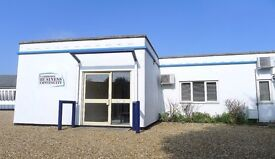 Office Suites in Longstanton, Cambridge - inclusive rent and very flexible terms.