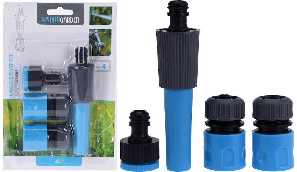 Gartenschlauchverbindung Garten Wasserschlauch Schlauchverbinder Wasserspritze