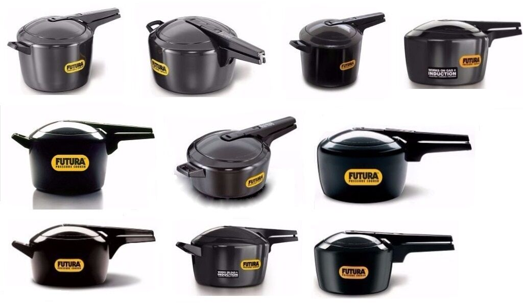 Pressure Cookers  Hawkins  Futura  Choose From 10  Indian Cooker