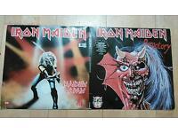 Iron Maiden First Ten Years Vinyl Purgatory Maiden Japan