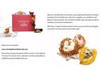 Christopher & Kaminski - Amber Jewellery