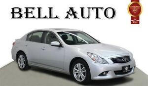 2013 Infiniti G37X LUXURY BACKUP CAMERA BOSE SOUND SYSTEM