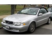 2005 Volvo C70 Parts and Spares - Genuine low mileage