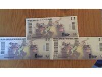 3-x-England-v-Australia-ODI tickets 16th June Collect-Thame-Oxon
