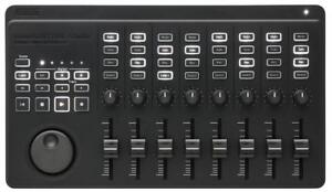 Korg nanoKONTROL Studio Bluetooth/USB MIDI Control Surface with 8 Faders and Backlit Switches