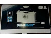 Saniflo saniplus UP brand new
