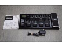 Korg ToneWorks AX3000G Modeling Signal Processor £130