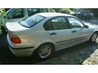 BMW 318i 8 MONTHS MOT VERY CLEAN CAR