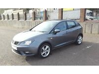 2014 SEAT IBIZA Toca 1.4 16v Petrol 5dr - great condition, fully working order