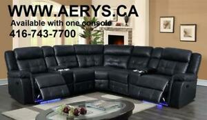 WHOLESALE FURNITURE WAREHOUSE LOWEST PRICE GUARANTEED WWW.AERYS.CA!!! call 416-743-7700 -sofa sectional starts from $299