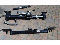 Mercedes: x2 Lower Rail/Longitudinal Members; Electric Swivel TowBar Witter Detachable Tow Bar Frame