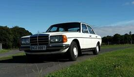 Mercedes Benz W123 200 petrol 5 speed manual. BMW audi vw