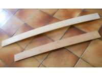 Bed Slat Replacements - 70cm or 91.5cm - Several Available - £2 each