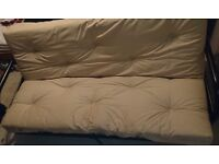 Kyoto Double Futon/Sofa bed - £80