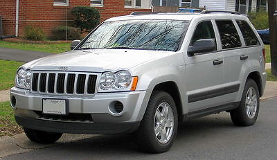 Jeep Grand Cherokee WK  Workshop Service Manual 05-09