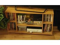 Wooden TV stand