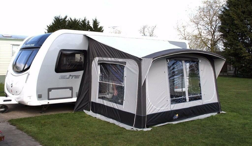 Apache Windsor caravan porch awning for sale | in Emersons ...