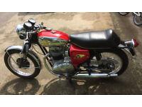 BSA Lightning A65 1966 650cc