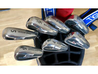 QUALITY GOLF SET CLEVELAND WILSON ADAMS RIFE RAM - £350 - CASH ON COLLECTION ONLY