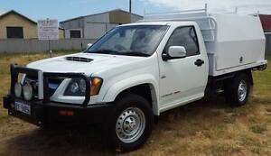 2009 Holden Colorado 4x4 Ute with steel tray and trade canopy Chittering Chittering Area Preview