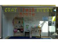 Castlemilk craft fair