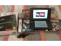 NINTENDO 3DS XL new boxed with extras