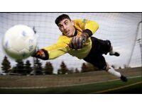 GOALKEEPER NEEDED, SATURDAY 11 ASIDE FOOTBALL TEAM, PLAY FOOTBALL IN LONDON, JOIN TEAM