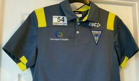 WARRINGTON WOLVES RUGBY CLUB TRAINING TOP