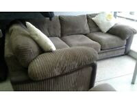 Brand newe harveys corner sofa