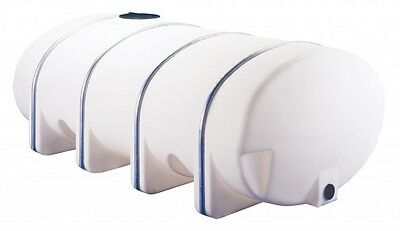 2035 Gallon Poly Plastic Water Elliptical Leg Tank