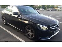 Mercedes-Benz C220 CDI BlueTEC AMG Line Saloon 4dr Diesel (64)