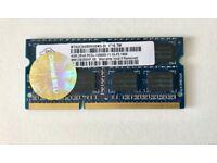 4GB DDR3L 1600Mhz 2Rx8 PCL3-12800S Hynix Single Module