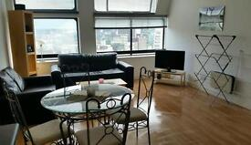 Two bedroom flat in city centre