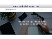 Professional Tuition 1-to-1 tuition in your home. Maths English Science gcse Alevel tutors Leicester
