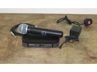 Shure PG58 Radio Mic Kit Save £50.00 on NEW