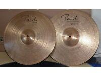 paiste innovation hi hat cymbals
