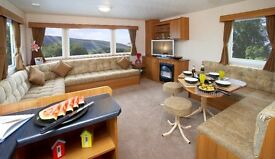 BEAUTIFUL STATIC CARAVAN FOR SALE WITH NEXT YEARS SITE FEE'S INCLUDED!
