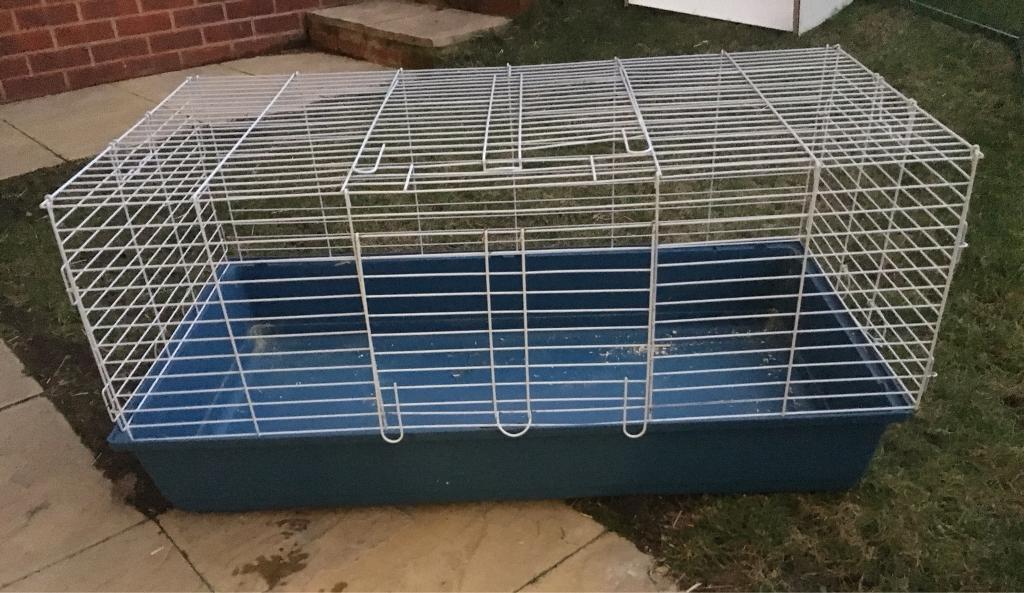 Indoor guinea pig cage 100cm
